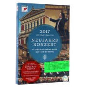 DVD2017年维也纳新年音乐会