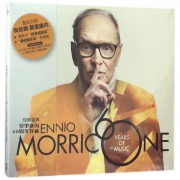 CD经典留声莫里康内60周年珍藏
