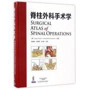 脊柱外科手术学(精)