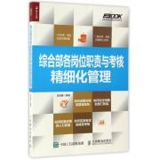 综合部各岗位职责与考核精细化管理/弗布克综合部精细化管理系列