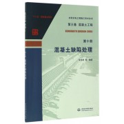 混凝土缺陷处理/水利水电工程施工技术全书