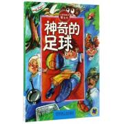 神奇的足球/小冒险家的魔法书