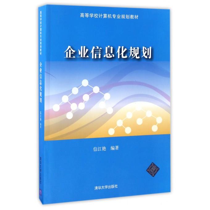 企业信息化规划(高等学校计算机专业规划教材)