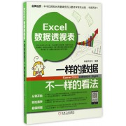 Excel数据透视表(一样的数据不一样的看法)
