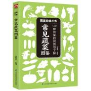 常见蔬菜图鉴(129种蔬菜的识别与了解)/图鉴珍藏丛书