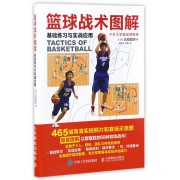 篮球战术图解(基础练习与实战应用)