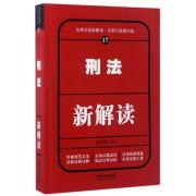 刑法新解读(全新升级第4版)/法律法规新解读