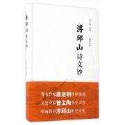 浮邱山诗文钞(精)