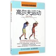 高尔夫运动(肌肉训练彩色解剖图谱)