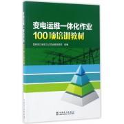 变电运维一体化作业100项培训教材