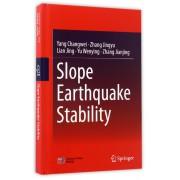 Slope Earthquake Stability(精)