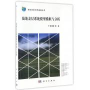 陆地表层系统模型模拟与分析/地球信息科学基础丛书