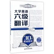 大学英语六级翻译30天速成胜经/大学英语四六级实力提升系列
