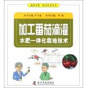 加工番茄滴灌水肥一体化栽培技术/滴灌水肥一体化科普丛书