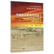 气候变化影响与风险(气候变化对沙漠化影响与风险研究)/重点领域气候变化影响与风险丛书