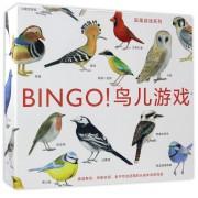 BINGO鸟儿游戏(精)/宾果游戏系列