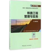 铁路工程管理与实务(2017年版1C400000)/全国一级建造师执业资格考试用书