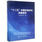十二五中国环境学科发展报告(精)