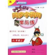 黄冈小状元同步字词句学与练(6上R同步专题类)