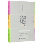新疆生产建设兵团的体制与运行研究/21世纪中国民族问题丛书