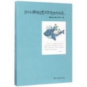 2016湖南儿童文学年度作品选