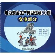 电力安全生产典型违章50例(变电部分)