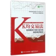 K均交易法(股票期货只看K线均线做到稳定盈利)