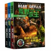 荒野求生少年生存小说系列(第二辑4-6 共3册)