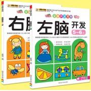 全脑开发系列左右脑开发(5-6岁)共2册