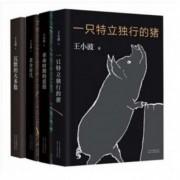 王小波精品集(共四册)
