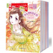 意林小小姐少女果味杂志书纯美小说系列(共12册)